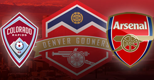 Arsenal vs Colorado